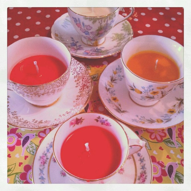Tidy those Teacups!