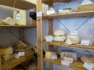 Special Cheese Room in Cheesie Tchaikovskys.
