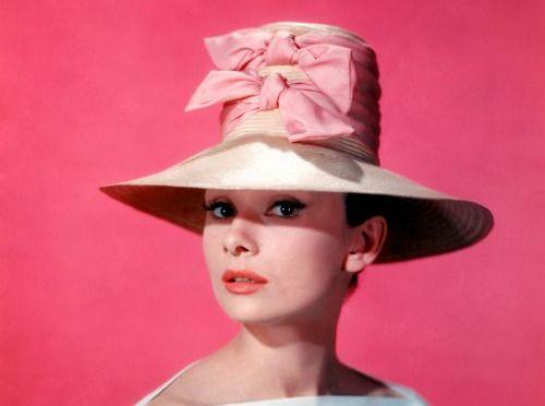 an Audrey filmography. <3