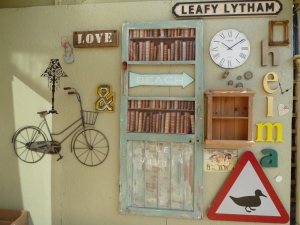 Heima interiors & vintage shop.