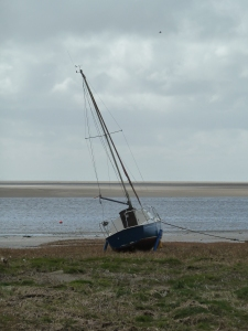 Ribble estuary.