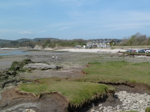 The cove at Silverdale.