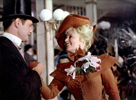 Eva Gabor plays Gastons cheating mistress Leanne.