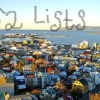 52 Lists ~ Things To Get Excited About. :)