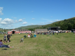 King of the Mountains Festival grounds.