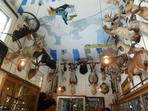 Musee de la chasse et de la nature in the Marais district.