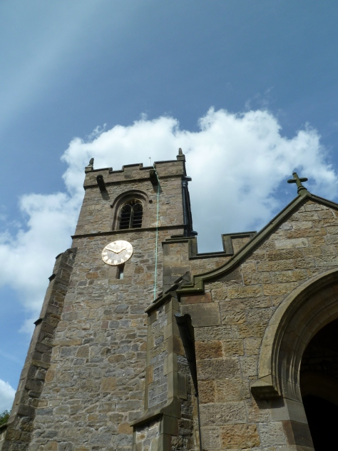 St Leonards Church.