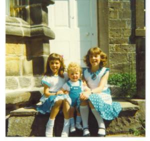 My sister,brother and I.....a long long time ago!