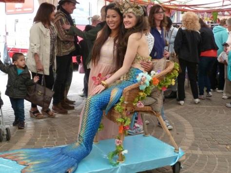 Everybody loves a mermaid.