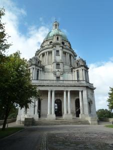 The Ashton Memorial.