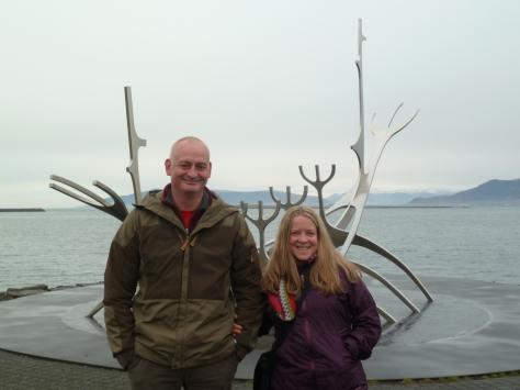 Solfar Sculpture, Reykjavik.
