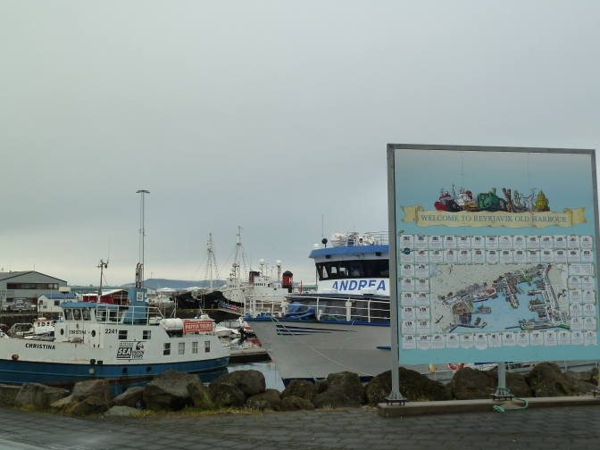 Our stay in Smoky Bay ~ Reykjavik, Iceland.