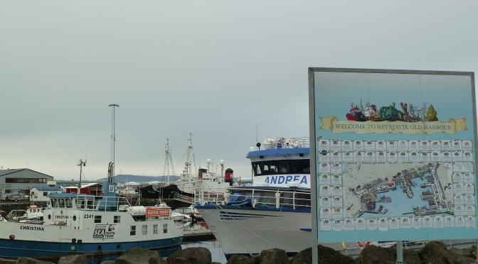 Our stay in Smoky Bay ~ Reykjavik, Iceland.
