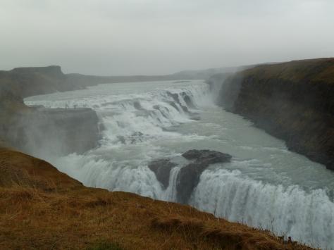 Gullfoss - The Golden Falls.