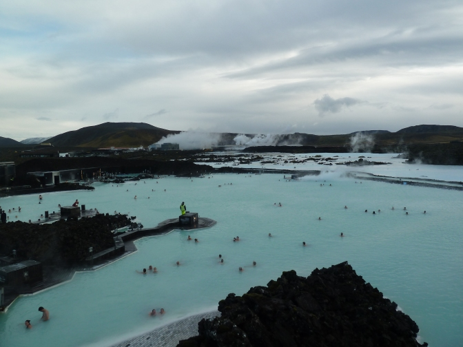 Iceland day three~ The Blue Lagoon & Reykjavik.