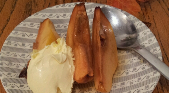 We dined on Quince.