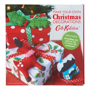 Christmas Decorations Book £15.