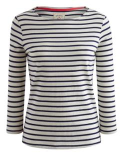 Joules Harbour Striped top £24.95.
