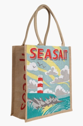 Seasalt Jute Shopper £5.