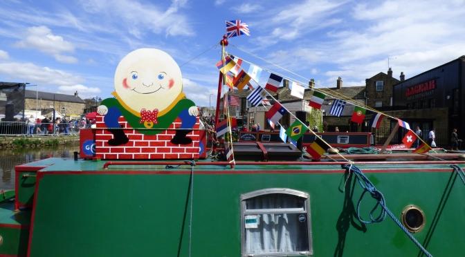 Skipton WaterWay Festival.