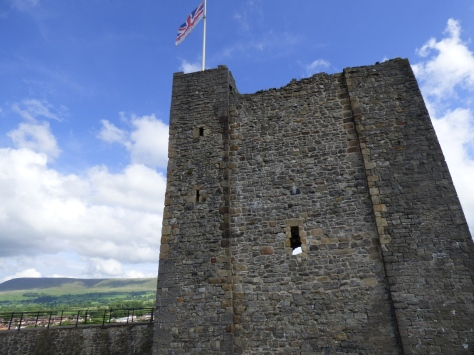 The Castle Keep.
