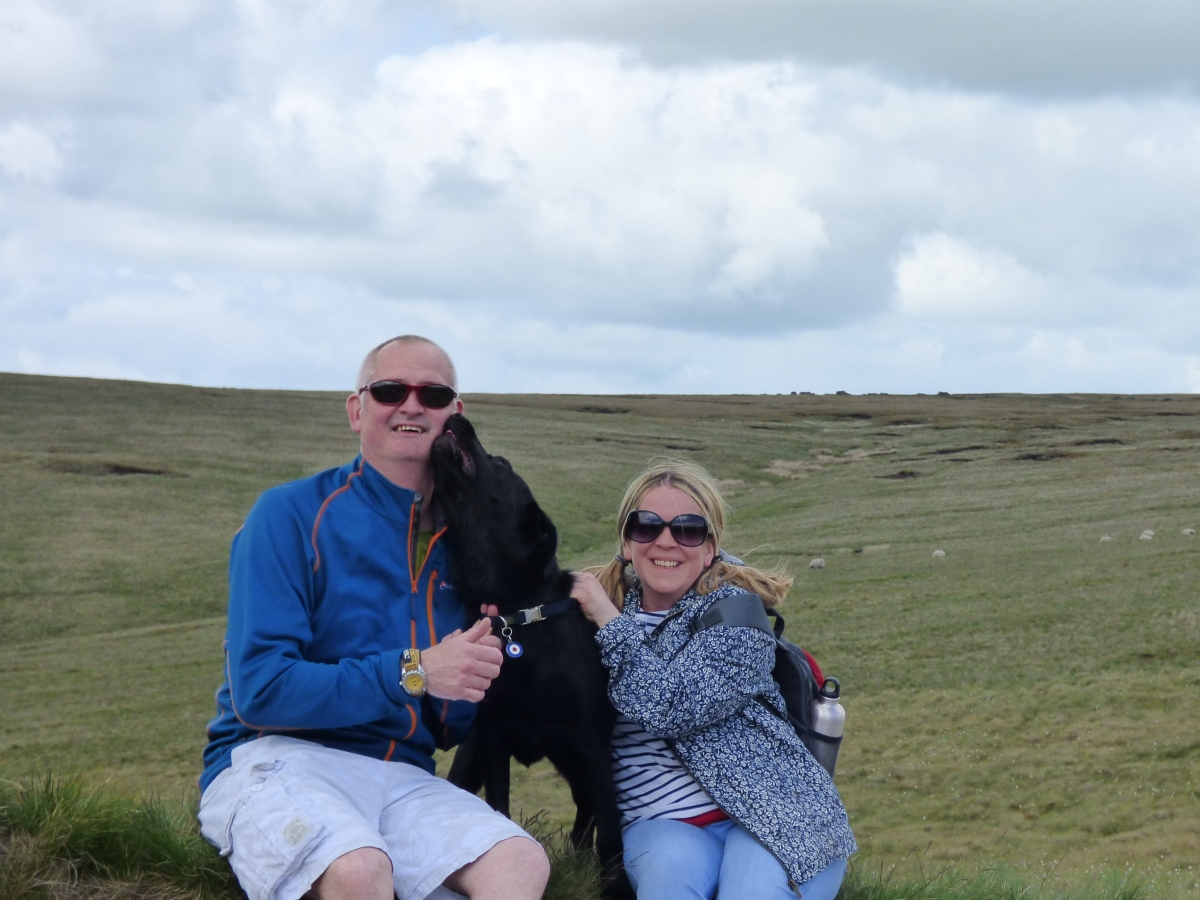 Pendle Hill Walk.