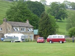 Masons Farm Campsite.