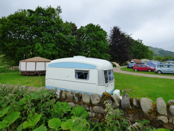 Camping Trip ~ Yorkshire Dales.
