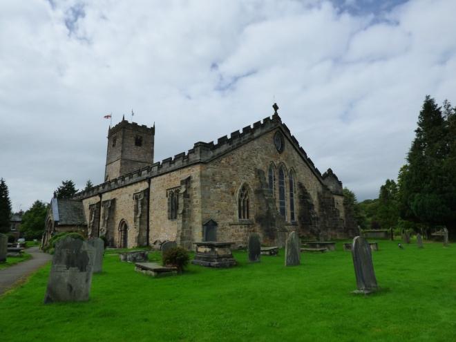 St Marys Church.