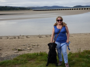 And visited Arnside on the Cumbrian coast for more seaside walks. :)