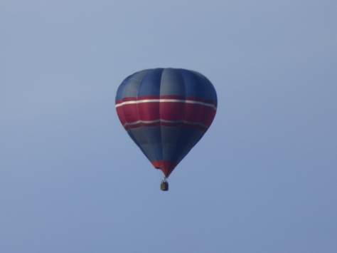 And a beautiful Balloon!