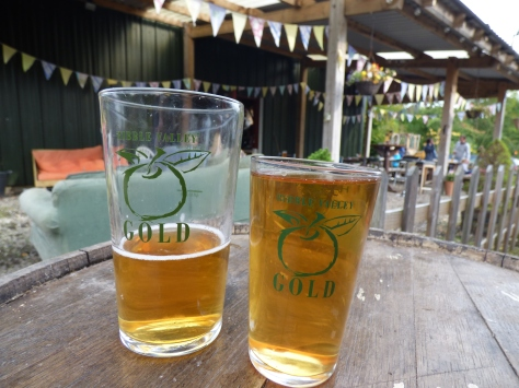 Voila! Here's some cider. ;)