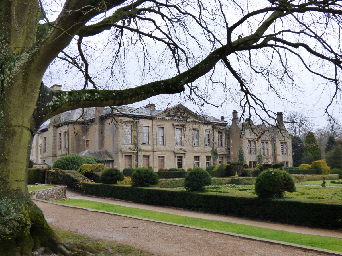 Coombe Abbey Hotel & Country Park.