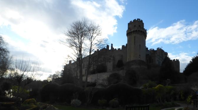 Views of Warwick Castle.