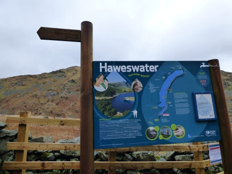 haweswater and 250