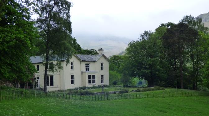 Allan Bank ~ A National Trust Gem.