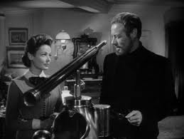 The Ghost and Mrs Muir.