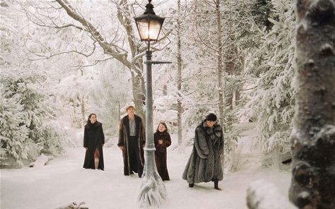 Let it Snow …….In The Movies.