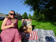 Picnic on the Village Green.