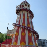 Helter Skelter in Greenwich.