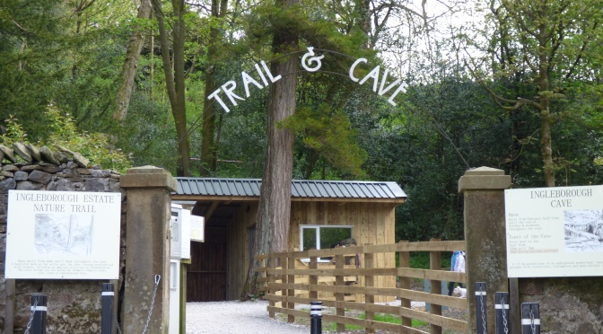 Clapham Nature Trail and Ingleborough Show Cave.