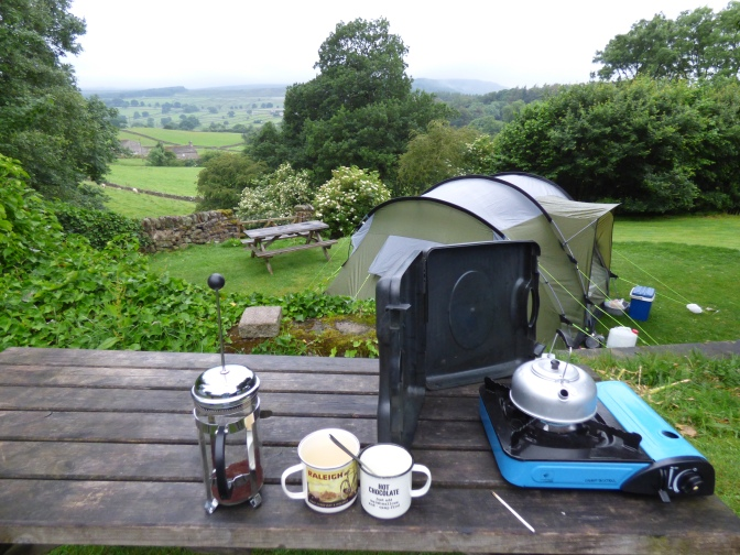 A Dales Camping Trip. 30 Days Wild ~Days 23 to 25.