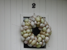 An Egg Wreath.