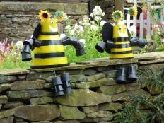 Flowerpot Bees.