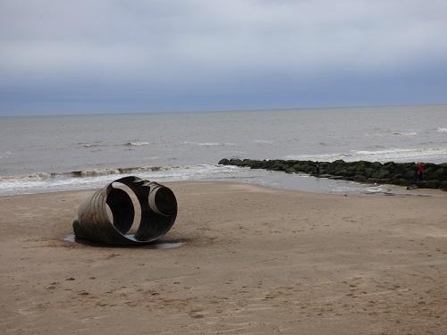 Sea Air ~  Cleveleys & Blackpool.
