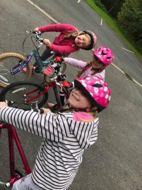 A family friendly bike ride ~ Lancaster, Hest Bank and