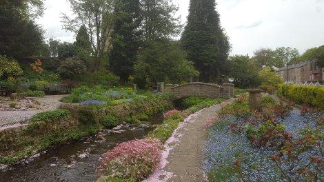 Coronation Gardens in Waddington.