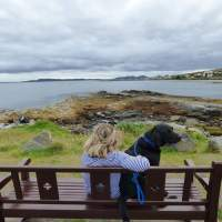 A week on a Scottish Island ~ North Uist in the Outer Hebrides.
