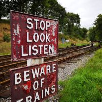The Railway Children Walk.