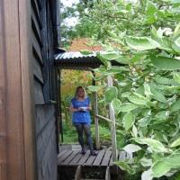 A cosy cabin in Slockavullin, Kilmartin Glen.